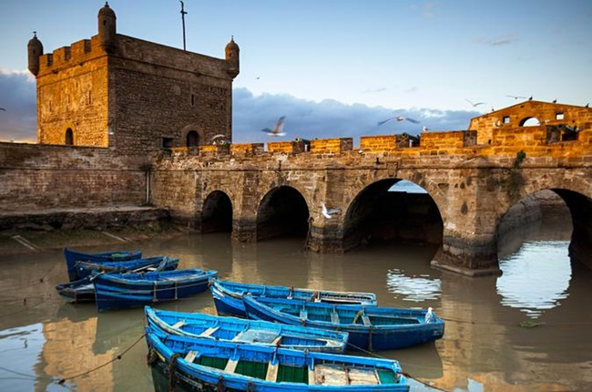 Essaouira Tour from Agadir