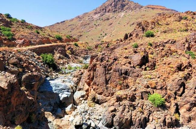 Tafraoute tour from Agadir